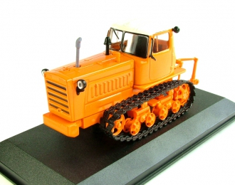 ДТ-75, Тракторы 12, оранжевый с белой крышей