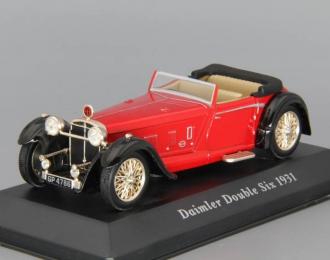 (Уценка!) DAIMLER Double Six 50 Convertible (1931), red