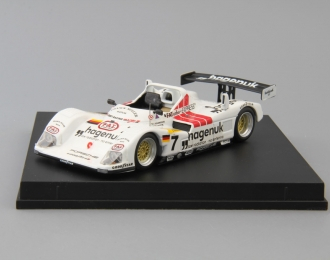 Joest Porsche Winner ISRS Donington 1997 - Johansson - Martini #7, white