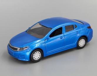 KIA Optima III (K5), blue