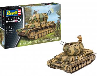 Сборная модель Flakpanzer IV whirlwind