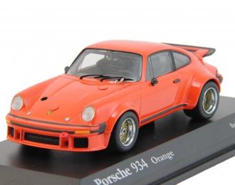 Porsche 934, orange