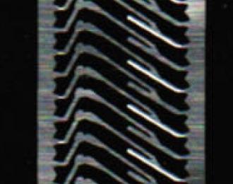Фототравление 15 дворников для моделей Горький 51/63