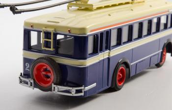 ЛК-1 троллейбус, Наши автобусы 24