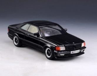 MERCEDES-BENZ AMG C126 6.0 (W126) 1984 Black