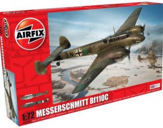 Сборная модель Сборная модель Messerschmitt Bf110C-2/C-4