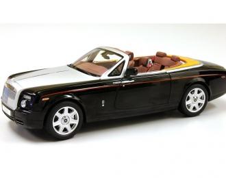 Rolls-Royce Phantom Drophead Coupe (diamond black)