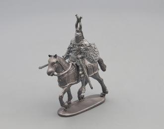 Набор фигурок / солдатиков Рыцарь в доспехах на коне