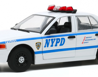 """(Уценка!) FORD Crown Victoria Police """"New York City Police Department"""" (NYPD) 2011"""