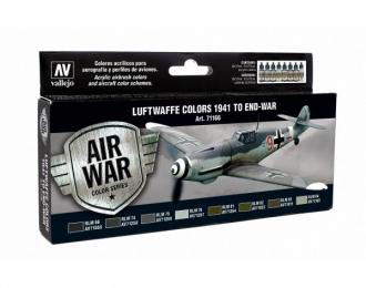 Краска акриловая `Model Air` Набор Model Air RLM colors II (8цв.)