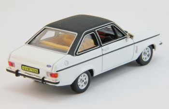FORD Escort MKII Ghia, white