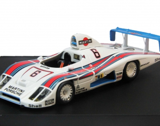 PORSCHE 936 #6 2nd Le Mans (1978), white