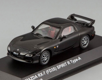 MAZDA RX-7 (FD3S) Spirit R Type A, brilliant black