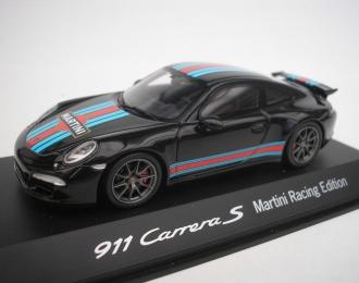 PORSCHE 911 (991) Carrera S Martini Racing Edition (2014), black