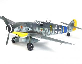 Сборная модель Messerschmitt Bf 109 G-6