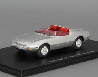 ABARTH 1000 GT Spider Pininfarina (1964), silver
