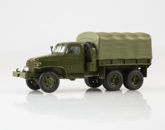 GMC CCKW SWB 352 бортовой, зеленый