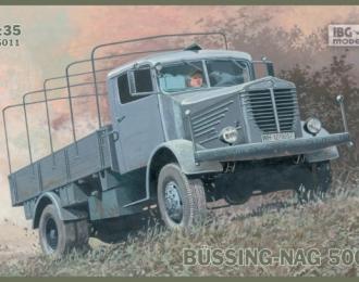 Сборная модель BUSSING-NAG 500A