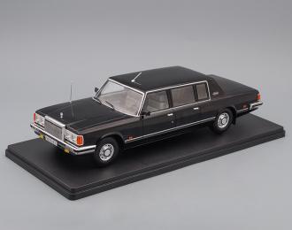ЗИL-41047, Легендарные Советские Автомобили 54, черный