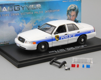 "FORD Crown Victoria Police Interceptor ""California Police"" 2003 (из телесериала ""Макгайвер"")"