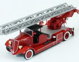 (Уценка!) DELAHAYE Type 103 пожарная лестница Magirus Fire Brigade Monaco 1939