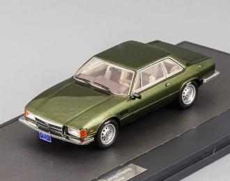 DE TOMASO Longchamp (1972), green metallic