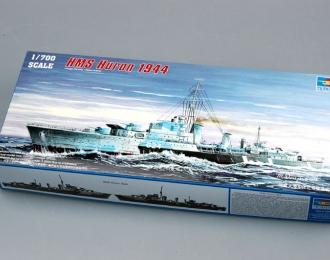 Сборная модель Канадский эсминец HMCS Huron (1944г.)