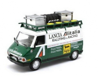 "FIAT 242 техничка ""Lancia Alitalia"" 1975/77"