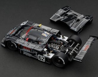 Sauber Mercedes C9 #62 Klaus Niedzwiedz - Kenny Acheson - Mauro Baldi Le Mans (1988), black
