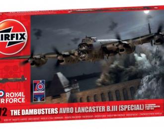 "Сборная модель The Dambusters Avro Lancaster B.III (Special) ""Operation Chastise"" (подарочный набор)"