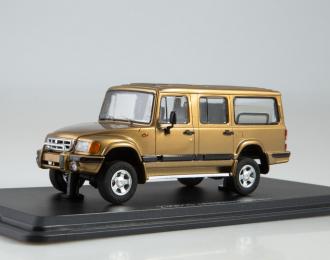 Горький 230810, бронзовый металлик