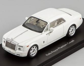 ROLLS-ROYCE Phantom Coupe, white