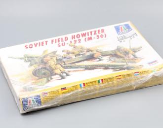 Сборная модель Soviet Field Howitzer SU-122 (M-30)