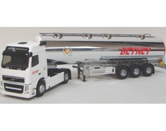 Volvo FH 3 GLOBETROTTER CITERNE ALIMENTAIRE BEYNEY, white