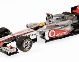 McLaren MERCEDES-BENZ Vodafone MP4-26 Lewis Hamilton 2011