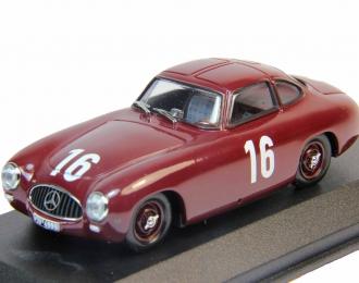 MERCEDES-BENZ 300 SL GP Bern R.Caracciola (1952), dark cherry