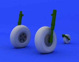 Дополнение к модели Typhoon wheels