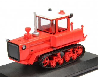 """ДТ-175 """"Волгарь"""", Тракторы 24, красный"""