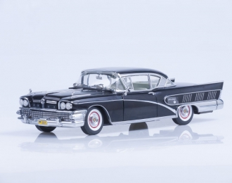 BUICK Limited Riviera Coupe (1958), black charcoal