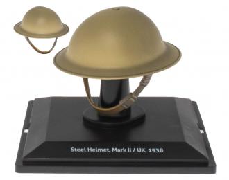 Исторические военные шлемы: Steel Helmet Mark II UK 1938