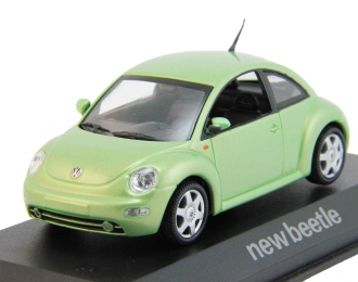 VOLKSWAGEN New Beetle, light green