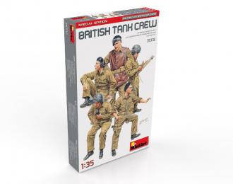 Сборная модель British Tank Crew. Special Edition