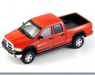 DODGE RAM Power Wgon (2005), red