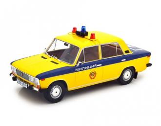 Волжский автомобиль 2106 ГАИ Милиция СССР