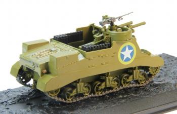 "M7 105 mm HMC ""Priest"" U.S.Army Sicily Italy (1943), Автомобиль на Службе Спецвыпуск"