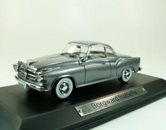 BORGWARD Isabella Coupe (1957), grey