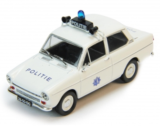 DAF 33 Полиция Голландии, Полицейские Машины Мира 78, white