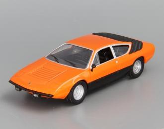 LAMBORGHINI Urraco, Суперкары 38, orange