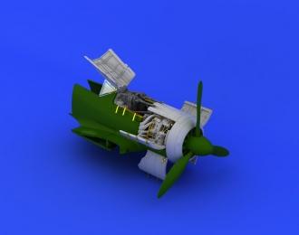 Набор дополнений Двигатель и фюзеляжные пулемёты Fw 190A-8