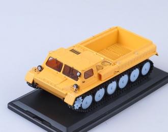 Горький 71 (ГТ-СМ) снегоболотоход, оранжевый